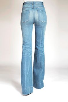Marc by Marc Jacob Fall 2011 - these are like the jeans that we wore in High School...I still think that they're cute. (Low rise jeans?....nope.)