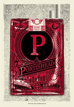 Portishead by Lars P. Krause