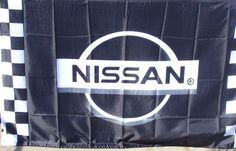 NEOPlex 3' x 5' Nissan Automotive Racing Flag by NEOPlex. $19.90. This 3 x 5 foot automotive logo advertising flag is made from super polyester that is durable, yet lightweight enough to fly in even the lightest breeze. It has 2 brass grommets firmly attached to heavy canvas on the inner fly side. Bright, vivid colors and colorfast to reduce fading. Many titles to choose from.