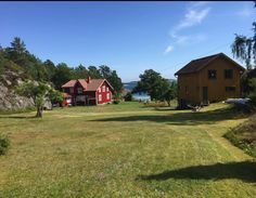 Korshavn  Norway, Cabin, House Styles, Home Decor, Homemade Home Decor, Interior Design, Cottage, Home Interiors, Wooden Houses