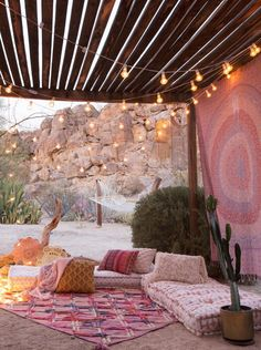 Desert-inspired retreat