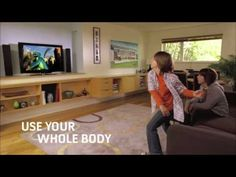 Remember when Microsoft lied to us about how awesome the Kinect was going to be?