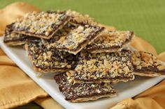 In Honor Of Passover, Here Are The 25 Most Delicious Things You Can Do With Matzo (Photos)