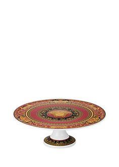 Versace - Medusa tart platter 13''