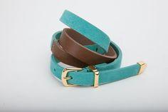Mela Original 1925   Women's Leather Belt - Macy #MelaOriginal #WomensFashion #Fashion #LeatherBelt #LeatherGoods #Leather #LeatherClothing #WholesaleLeatherGoods