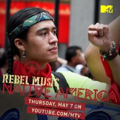 VIDEO: MTV Releases New Episode of 'Rebel Music: Native America,' Highlighting Native Lives Matter, #MMIW - ICTMN.com