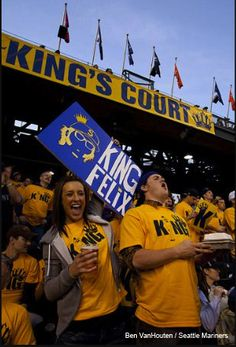 The King's Court. Mariners.