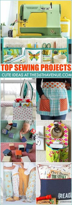 25 things to make and sew for the kitchen! | Sewing | Pinterest ...