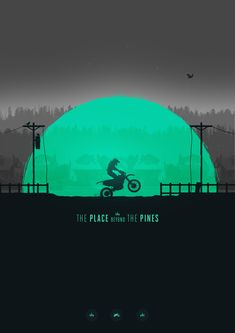 The Place Beyond The Pines - Poster Spy