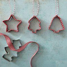 Χειροποίητα χριστουγεννιάτικα στολίδια: Οι καλύτερες ιδέες! - Tlife.gr