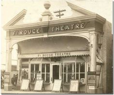 """Fort Rouge Theatre (248 Osborne Street, Winnipeg)  This early movie theatre was once located in what is now known as Winnipeg's """"Confusion Corner"""". Erected in 1912, it was owned and operated by confectioner Jonas Jonasson, who lived next door. The theatre closed around 1924 and the building was used by the Salvation Army before being demolished."""