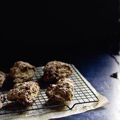 espresso & chocolate chip scones | Princess Tofu