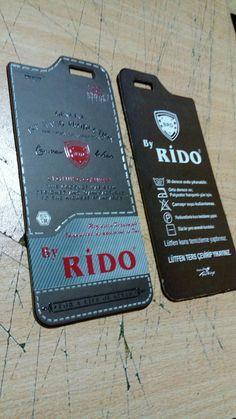 By rido sallantı kart çalışmam