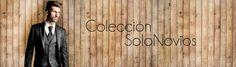 Para comprar un traje de novi@ ahora hay muchas mas opciones que la simple tienda física. Solonovios - Trajes para novios http://www.solonovios.com/trajes-de-novio.html #trajes #novia