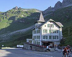 Klausenpass Hotel, Switzerland