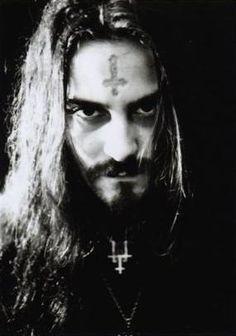 Glen Benton of Deicide