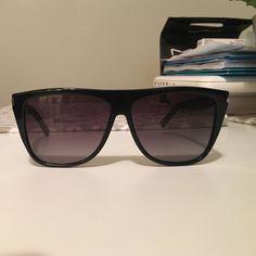 a4e349ff9da YSL SL1 Sunglasses Black YSL SL1 Sunglasses Black. Kim K made these famous.  Sold · Kim K SunglassesSunglasses AccessoriesYslYves Saint Laurent