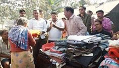 """Humanity Exists - Driver Opens Cloth Bank for Closed Tea Garden Workers in Dooars   A car driver here has opened a """"cloth bank"""" at his house to distribute garments among poor people and those living in closed tea gardens of Alipurduar and Jalpaiguri.  In January Saju Talukdar 43 had opened Bir Birsha Munda Cloth Bank at his house adjacent to closed Dimdima Tea Estate with an aim to serve needy people.  At the cloth bank Talukdar keeps a stock of old and new garments.  Talukdar said: """"My…"""