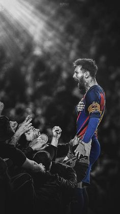Messi Wallpapers for Android and iPhone - Football AtoZ Football Player Messi, Ronaldo Football, Messi Soccer, Football Art, Lionel Messi Barcelona, Barcelona Football, Barcelona Soccer, Messi Pictures, Messi Photos