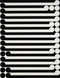 Gordon Walters: Karakia 1977 - Koru - Ngā Toi Arts Te Papa - Museum of New Zealand Te Papa Tongarewa Maori Symbols, Maori Designs, New Zealand Art, Nz Art, Maori Art, Dutch Artists, Wood Veneer, Abstract Pattern, Abstract Art