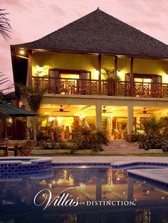 All Villas of Distinction Vacation Trips, Vacation Spots, Vacation Ideas, Discovery Bay, Villas, Jamaica, Caribbean, Gazebo, Outdoor Structures