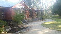 Morning at the Captain's Cottage, Moama