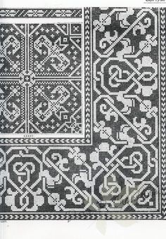 Gallery.ru / Фото #75 - Old Italian Patterns for Linen Embroidery - Dora2012