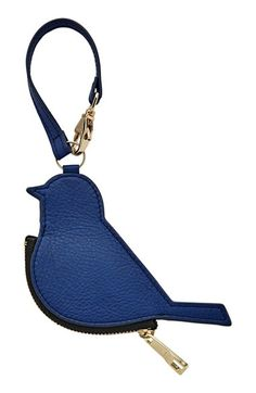 Fossil Bird Bag Charm available at #Nordstrom