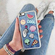 #phonecase #jeans #fashion Se fashion a tu estilo. Estas estampas son tendencia, nada mejor que en nuestro celular