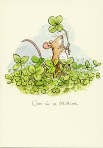 Illustration Enfant Two Bad Mice Greeting Card – One in a Million by Anita Jeram (Guess How Much I L… Animals Watercolor, Anita Jeram, Photo Images, Penny Black, Children's Book Illustration, Cute Drawings, Cute Art, Illustrators, Cute Pictures