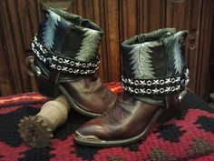 Flippin' Boots by G & C size 8-8.5 by GraceandCorazon on Etsy, $145.00