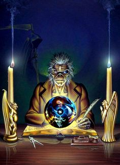 Iron Maiden Seventh Son Of A Seventh Son The Prophet