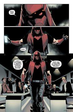 Batman Red Hood, Batman And Superman, Batman Robin, Young Justice Robin, Superhero Art Projects, Robin Comics, Red Hood Jason Todd, Batman Artwork, Bat Boys