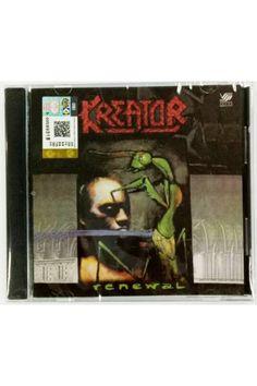 Kreator Renewal CD Malaysia Release