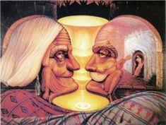 Подборка интересных оптических иллюзий. Обсуждение на LiveInternet - Российский Сервис Онлайн-Дневников