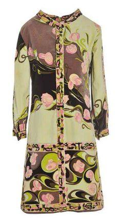. Emilio Pucci, Vintage, Fashion, Dressmaker, Moda, Fashion Styles, Vintage Comics, Fashion Illustrations