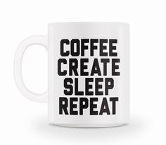 Coffee Create Sleep Mug