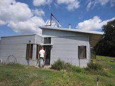 Net Zero Modern Prefab House Lists Annual Solar Off Grid System Maintenance And Get An Off Grid Livestock Well!