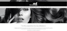 La nueva versión de nuestra web ... ¡Ya está disponible!  Nos alegra anunciar que ya está a vuestra disposición la nueva versión de nuestra web, en ella podréis encontrar abundante información sobre nosotros, nuestros tratamientos, servicios y promociones, y además, en nuestro blog descubrirás lo último en nuevos productos, moda, trends...  http://ohpeluqueros.com/  ¡Esperamos que os guste!