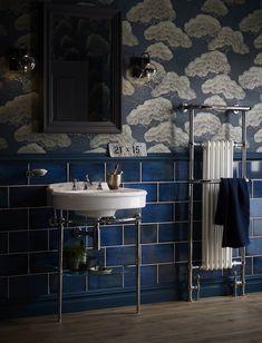 Victorian Bathroom, Vintage Bathrooms, Heritage Bathroom, Towel Radiator, Designer Radiator, Bathroom Plans, Heated Towel Rail, Cheap Bathrooms, Bathroom Trends