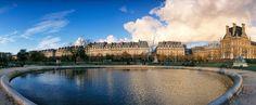 Portfolio panoramique de Paris 2/8 - Photos panoramiques de Paris par Arnaud Frich.
