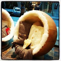 #100happydays I wish I had one of these Ugg chairs to snuggle in all winter! | Flickr - Photo Sharing!