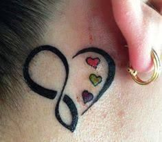 Image result for always be kind infinity tattoo