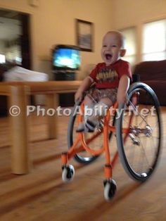 Abel Rose https://www.facebook.com/pages/Abel-Rose-Fearless/575188592515101 action;baby;child;disability;disabled;fun;future-athlete;happy;infant;joy;play;playful;small-child;smiling;sporting;sports-chair;wheelchair
