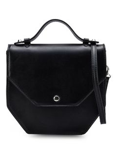 Minimalist Hexagon Bag