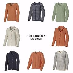 Looking for a knitted sweater? These are now in stores. -Spring/summer 16 collection. #fashion #holebrook #swedishknitwear #SS16 #Spring #summer #knitting #knit #ladies #mens #Coastal #holebrooksweden #design #Wool #cotton #Sweden #trend #svensktmode #kustliv #höst #stickat #tröjor #dam #herr -
