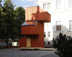Gallery of Kokoon / Aalto University Wood Program - 5