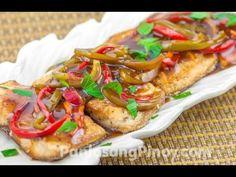 Sweet and Sour Mahi-mahi Recipe