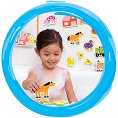 juguete para baño y agua granja en El País de los Juguetes