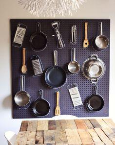para a cozinha